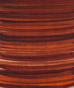 Emily Berger, Samoset, 2014, oil paint, wood panel