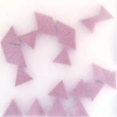 Norma Marquez Orozco, 'Red Triangles (21 Triangles Series)', 2014, Paper