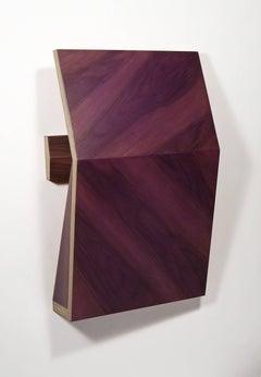Richard Bottwin, 'Walnutto', 2015, Wood, Acrylic Paint