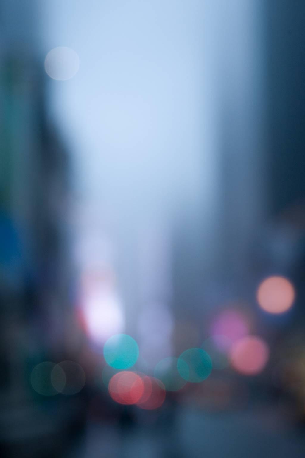 Eva Mueller, City Lights I, 2008, Digital Print