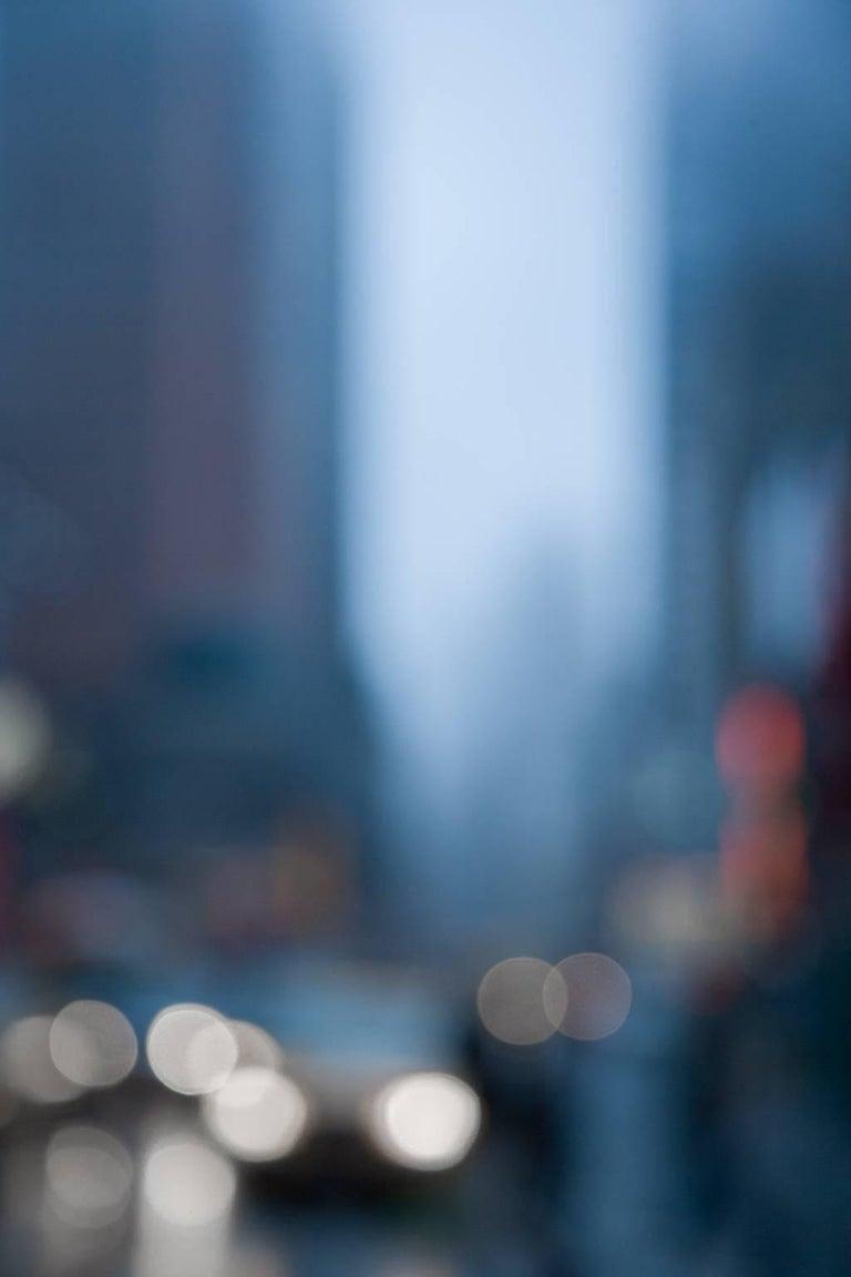Eva Mueller, City Lights II, 2008, Digital Print  - Photograph by Eva Mueller
