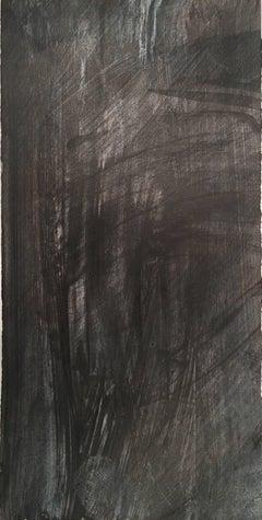 Deborah Freedman, Given Melody 15, 2016, Paper, Oil Paint