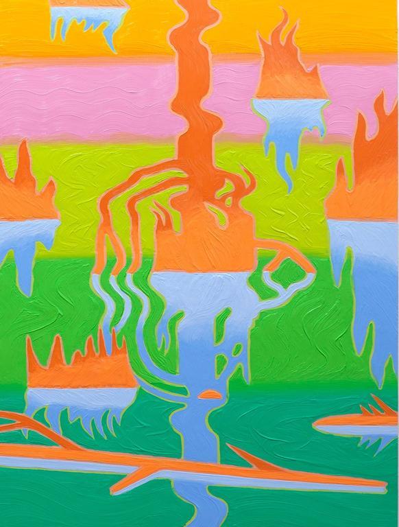 Caetlynn Booth - Swamp Shimmer XI 1