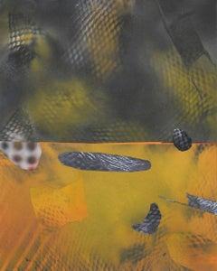 Jane Sangerman, Digit 54, 2016, Spray Paint, Acrylic Paint, Abstraction