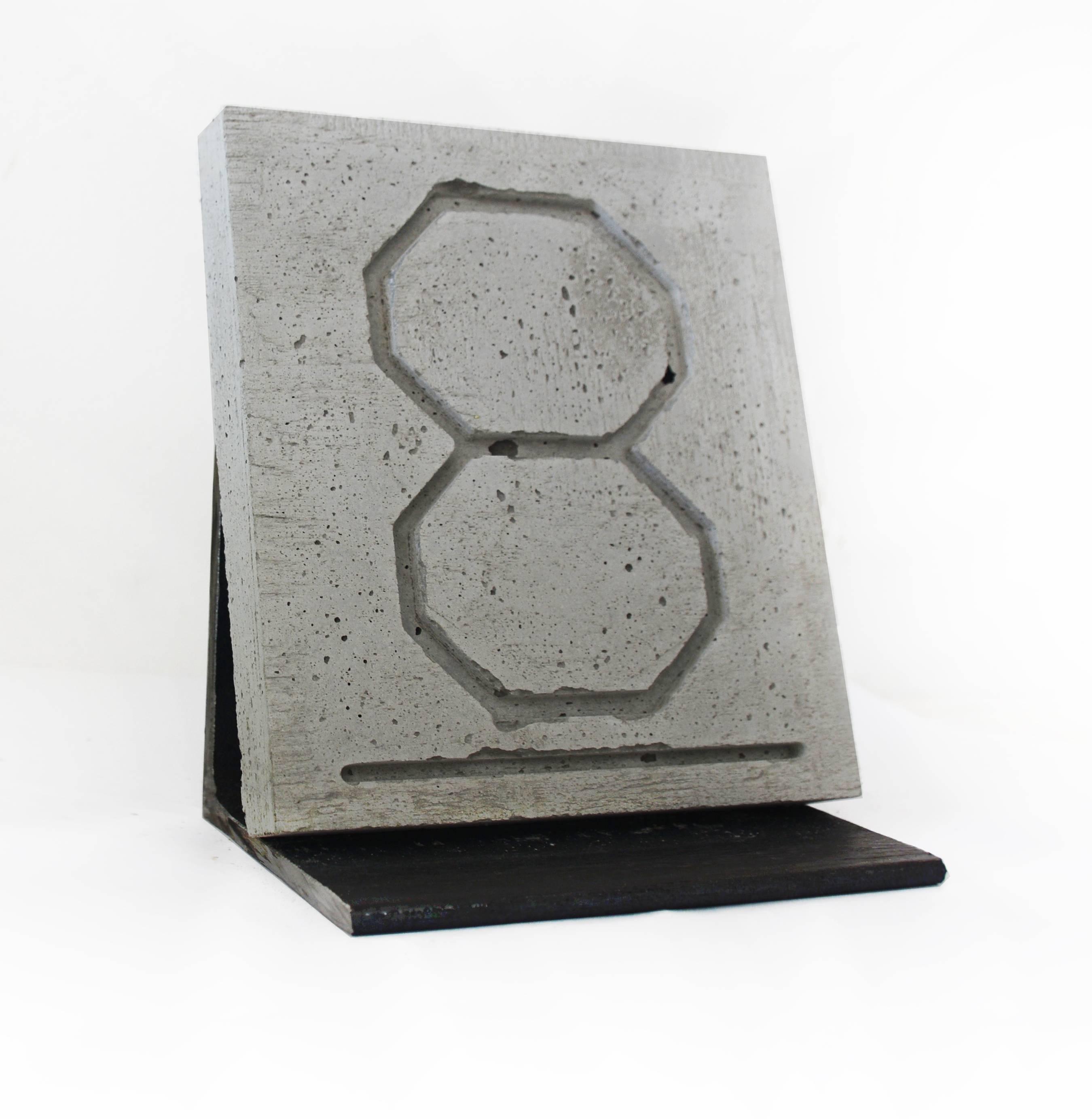 Klapper & Gallagher, The Golden Ratio f6, 2016, Concrete, Steel