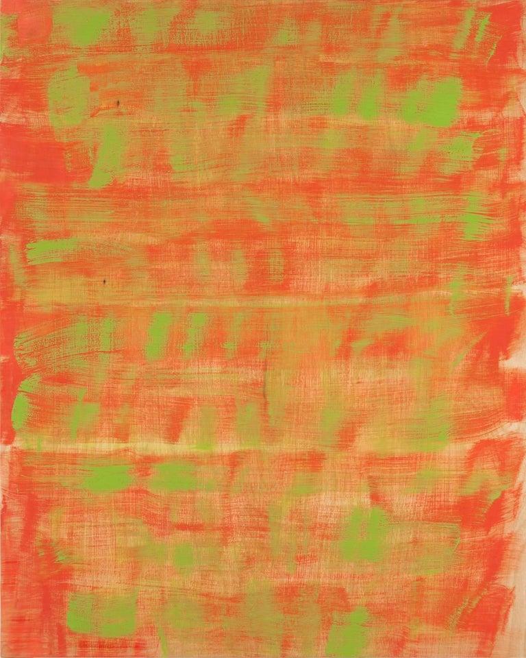 Emily Berger, Morning, 2014, oil paint, wood panel