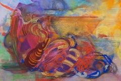 Vincent Dion, #38, 2014, Acrylic Paint, Watercolor, Gouache