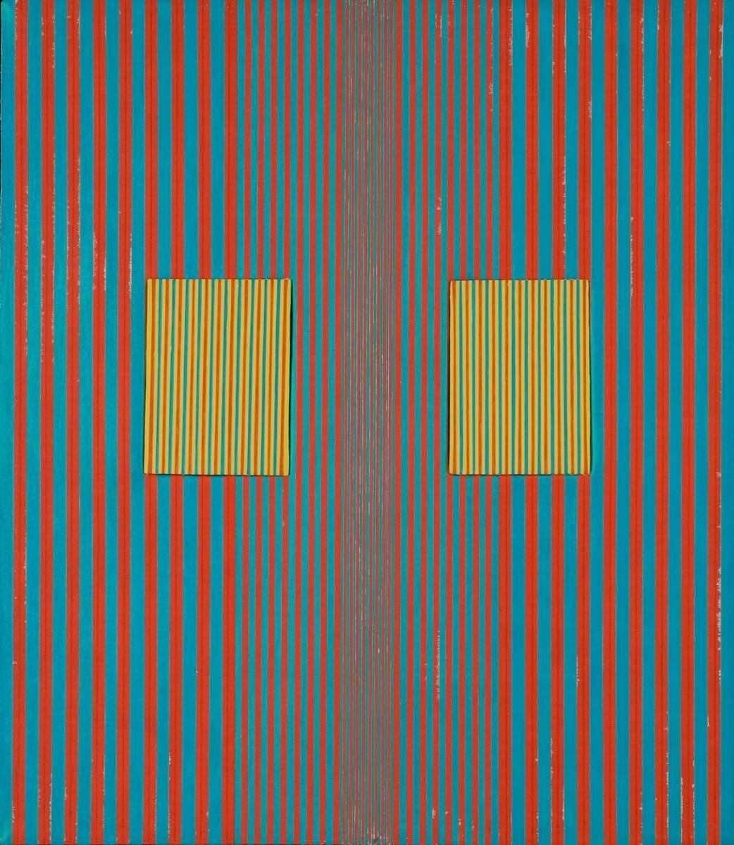 Ken Weathersby, 149, 2006, Acrylic Paint