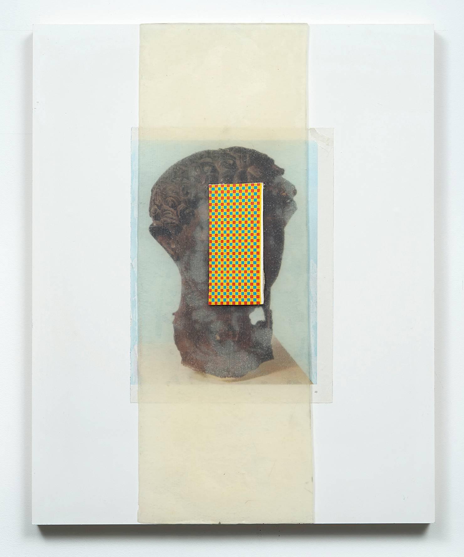 Ken Weathersby, 236, 2015, Acrylic Paint, Panel