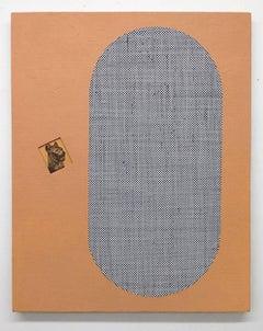 Ken Weathersby, 262, 2016, Acrylic Paint, Graphite