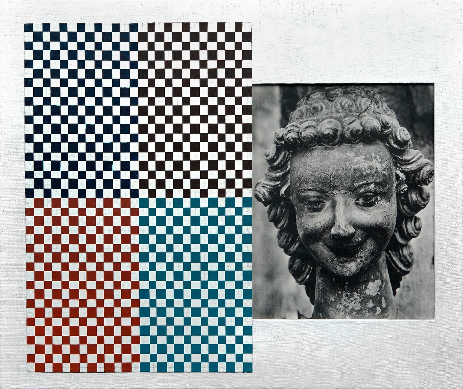 Ken Weathersby, 248, 2015, Linen, Acrylic Paint, Graphite