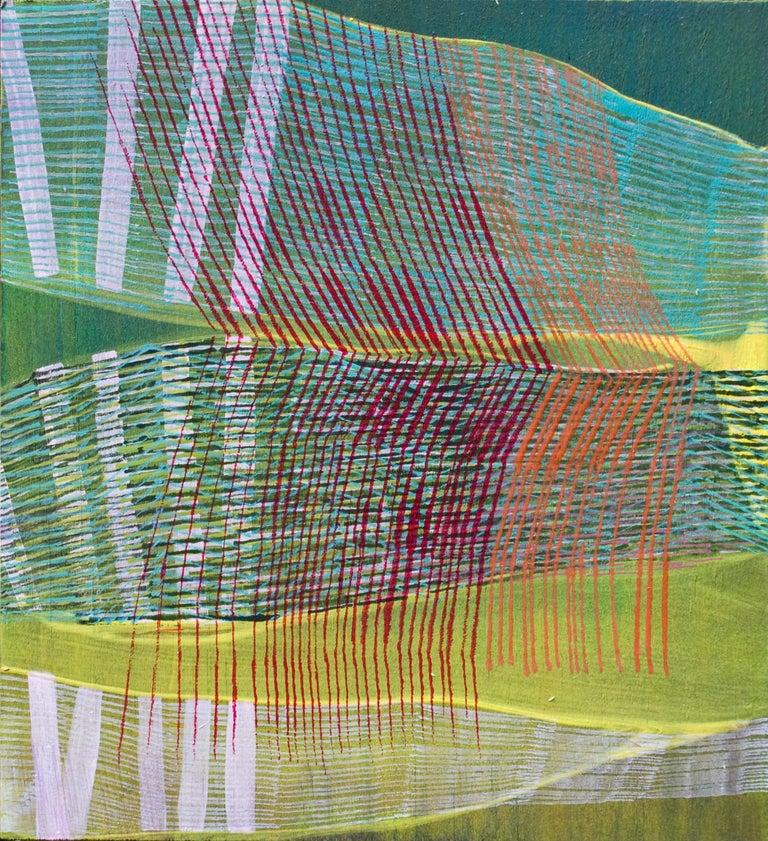 Alyse Rosner - Iteration-Green 1