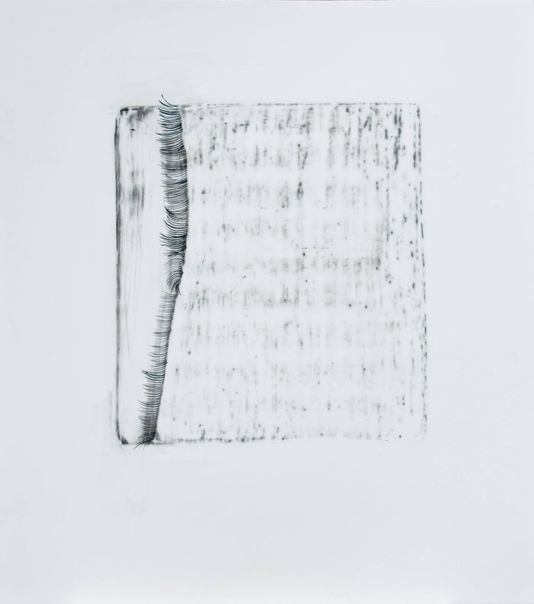 Alyse Rosner Abstract Drawing - Split 1