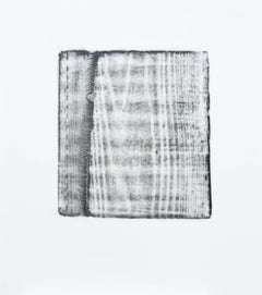 Alyse Rosner, Split 4, 2006, Polyester, Acrylic Paint, Graphite
