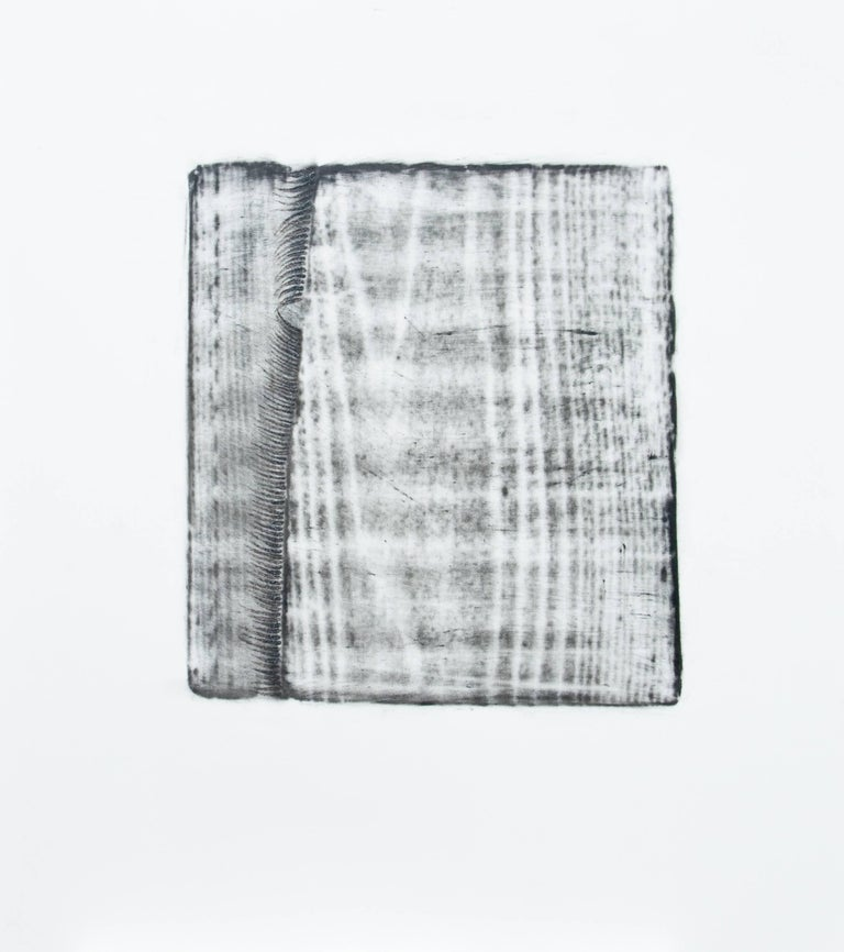 Alyse Rosner Abstract Drawing - Split 4