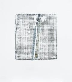 Alyse Rosner, Split 6, 2006, Acrylic Paint, Graphite