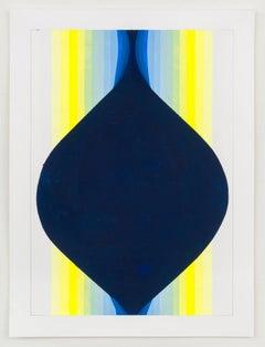 Audrey Stone, Bulge, 2017, Acrylic Paint