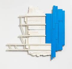 Ryan Sarah Murphy, 'Fixed Departure', 2011, Adhesive, Cardboard