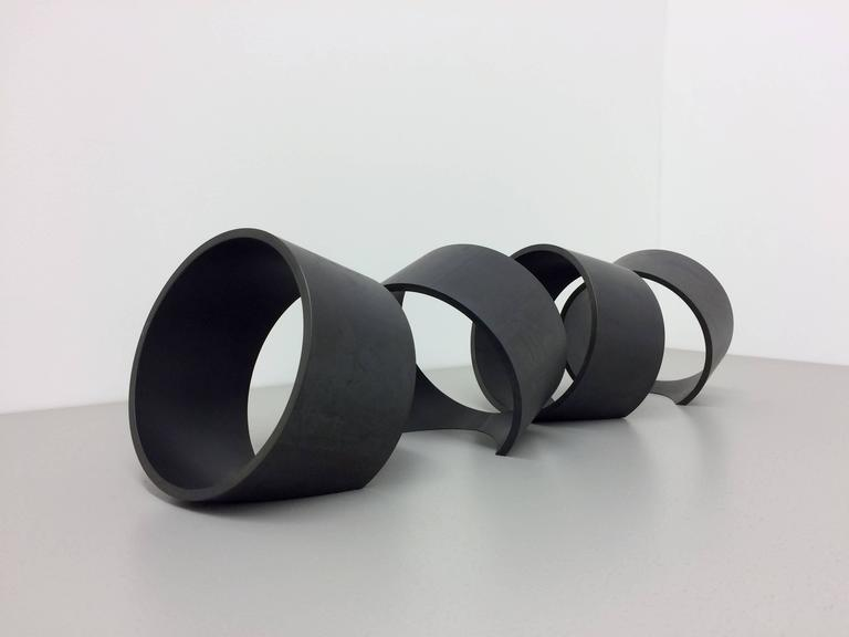 Untitled - Sculpture by Thomas Lendvai