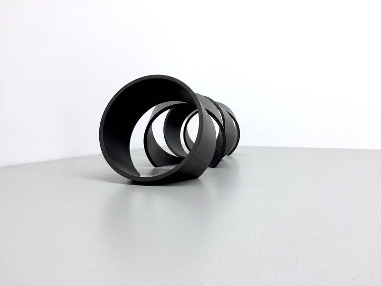 Untitled - Post-Minimalist Sculpture by Thomas Lendvai