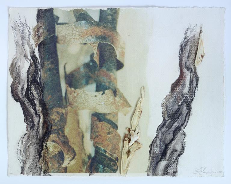 Unravelling II - Art by Linda Cunningham