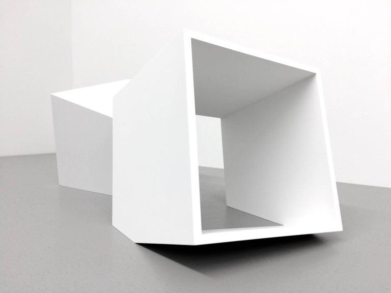 Shift - Minimalist Sculpture by Thomas Lendvai