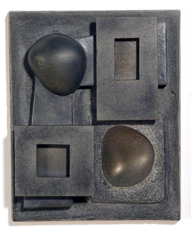 Kurt Steger Abstract Sculpture - L.A. Structure #2