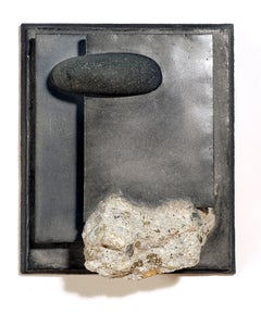 Kurt Steger, L.A. Structure #11, 2017, Concrete, Found Objects