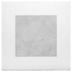 Patrick Carrara, Divided Lines #3, 2010, Paper, Graphite