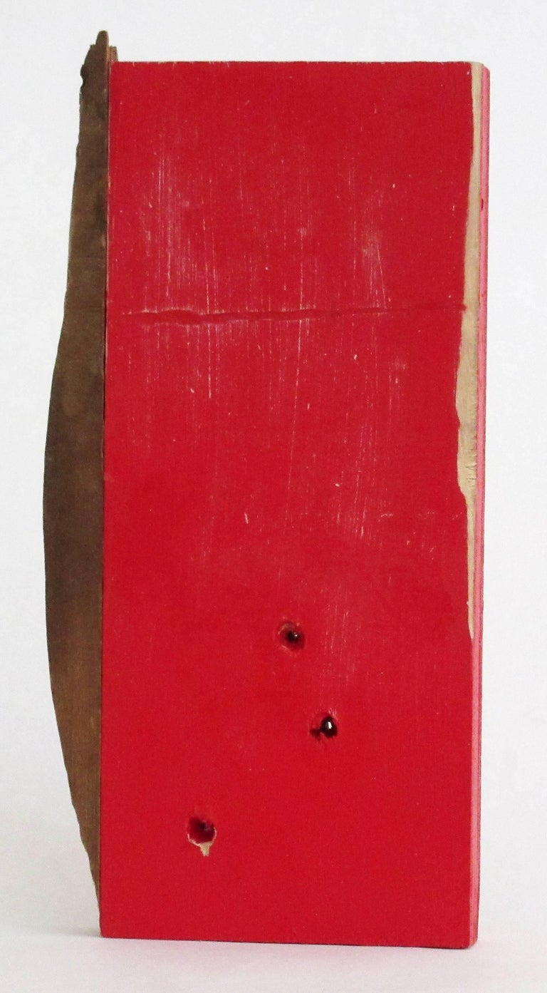 Red and Wood II