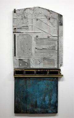 Levan Mindiashvili, 'Untitled 09 (Unintended Archeology)', 2015, Steel, Plaster