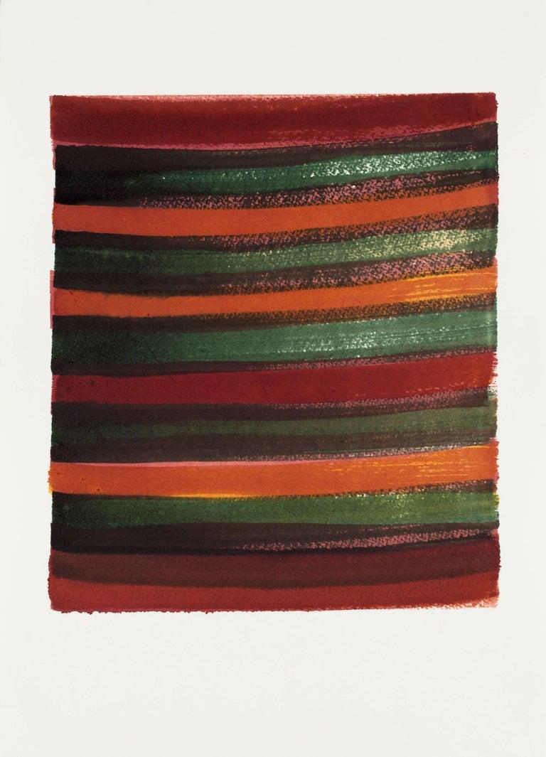 Emily Berger, Wellfleet #2 , 2014, Paper, ink