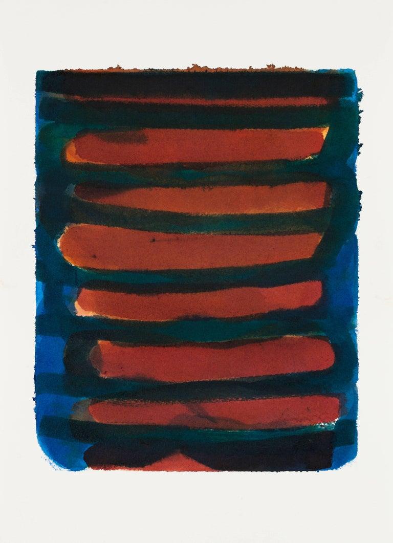 Emily Berger, Wellfleet #5 , 2014, Paper, ink - Art by Emily Berger