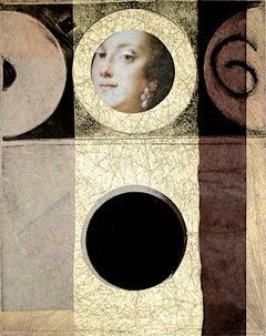 Suzanne Benton, Rosalba, 2014, Monoprint