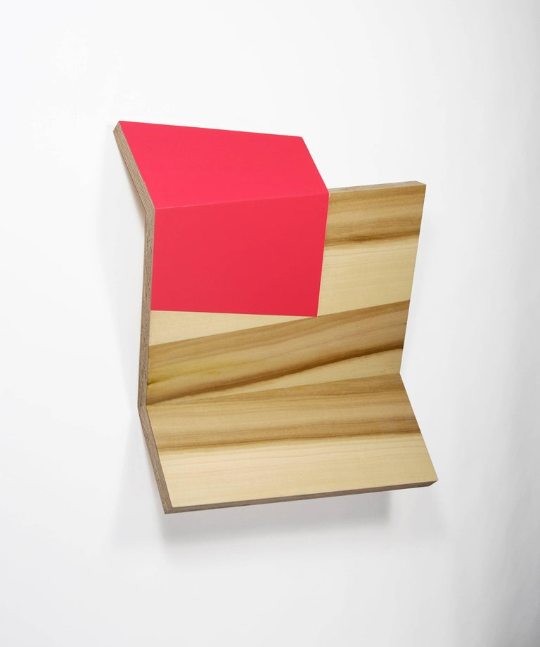 Richard Bottwin Abstract Sculpture - Square 2
