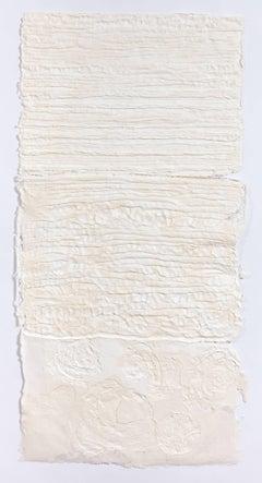 Sylvia Schwartz, 'Word Landscape', 2015, Handmade Paper, Minimalist