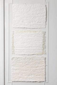 Sylvia Schwartz, 'Word Landscape', 2014, Handmade Paper, Minimalist