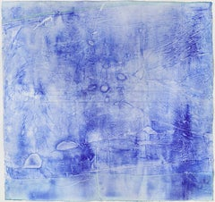 Ellen Hackl Fagan, Seeking the Sound of Cobalt Blue_Oceanic Plastic, 2015