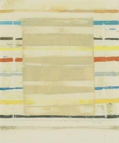 Elizabeth Gourlay, 'Sistrum 12', 2016, Gouache, Synthetic Paper, Minimalist
