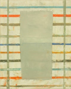 Elizabeth Gourlay, 'Sistrum 4', 2016, Acrylic, Pigment, Wood Panel,  Minimalist