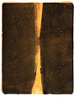 Anne Russinof, Arcs 65, 2016, Monotype, Acrylic, Archival Paper, Minimalist