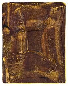 Anne Russinof, Arcs 63, 2016, Monotype, Paper, Acrylic, Minimalist