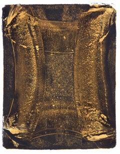 Anne Russinof, Arcs 63, 2016, Monotype, Acrylic, Archival Paper, Minimalist