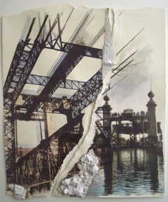Linda Cunningham, 'Shiftshbewerk', 2015, Concrete, Pastel, Ink