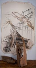 Linda Cunningham, 'Edge of Change III', 2015, Pastel, Acrylic Paint