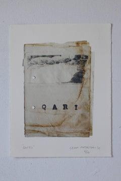 Levan Mindiashvili, 'Suites 4/10', 2015, Ink, Acrylic Paint, Archival Paint