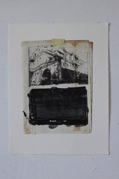 Levan Mindiashvili, 'Suites', 2015, Ink, Acrylic Paint, Archival Paper