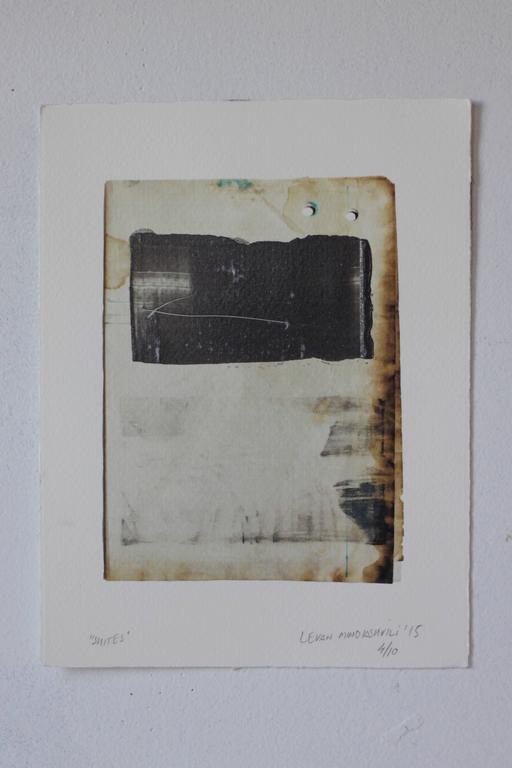 Levan Mindiashvili, 'Suites 4/10', 2015, Acrylic Paint, Archival Paper  - Print by Levan Mindiashvili