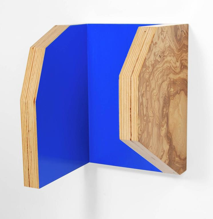 Richard Bottwin, 'Parallel #5', 2006, Wood  - Abstract Sculpture by Richard Bottwin