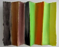 Ellen Hackl Fagan, Doremi_Musicians-J, 2012, Ink, Gouache, Rag Paper